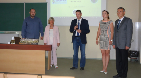 The 10th jubilee course of Regional Anesthesia in Košice