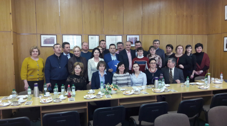 Ukrainian teachers and doctors visited the Faculty of Medicine, UPJŠ