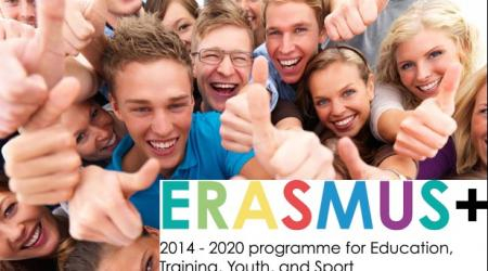 Call for applications for Erasmus + student mobility for the academic year 2017/2018