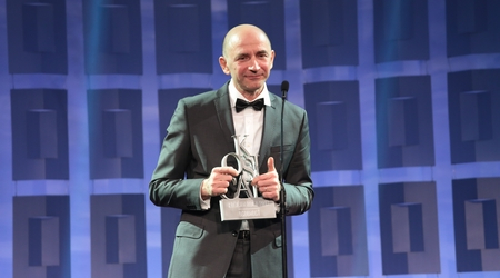 Peter Krcho, M.D., PhD. is Kosice Citizen of the Year