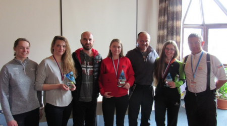 The 3nd year of the Dean´s Cup, FM UPJS in slalom was successful