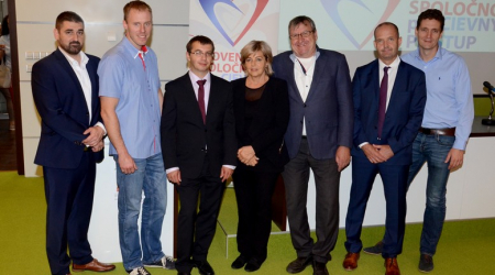 The first Slovak Symposium on vascular access with international participation
