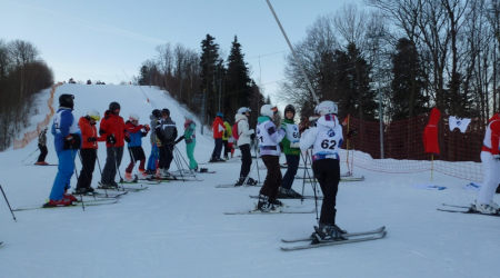 The 4th year of the Race for the Dean´s Cup in skiing and snowboarding