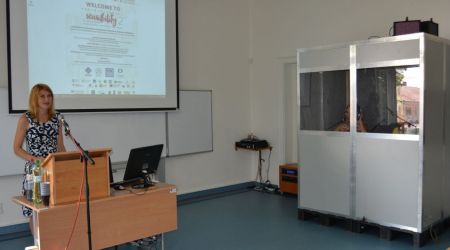 International Conference at BAS Department FF UPJŠ
