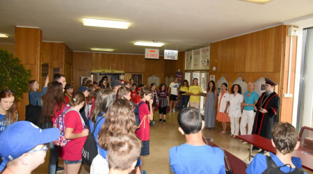Seventy-two elementary school pupils visited the Faculty of Medicine, UPJŠ