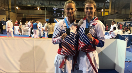 Our students scored at the European Universities Championships