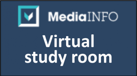 Virtual study room UPJŠ