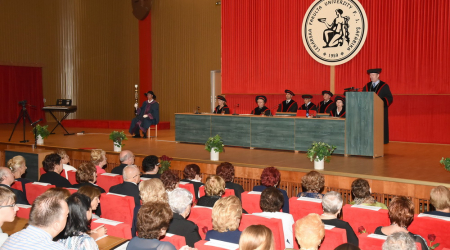 Golden Graduation Ceremony at the Faculty of Medicine, UPJŠ