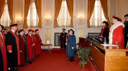 "The significant Polish cardiologist prof. Maciej Banach was awarded the degree ""Doctor Honoris Causa"" of the UPJŠ in Košice"