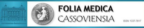 Folia Medica Cassoviensia