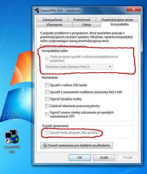 516c38d58 Ako si nastaviť OpenVPN klienta v Windows Vista, 7, 8, 8.1, 10 | UPJŠ